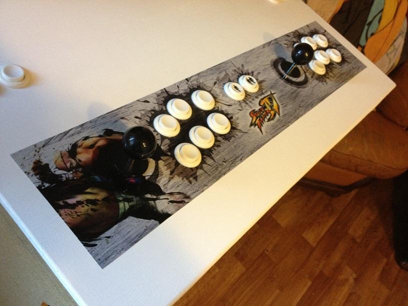 Projet Vewlix Homemade 45