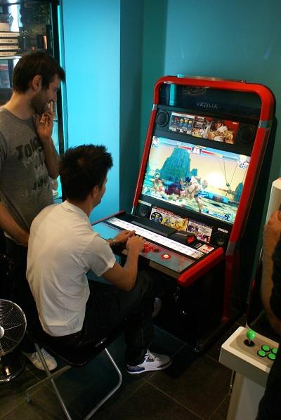 borne arcade vewlix