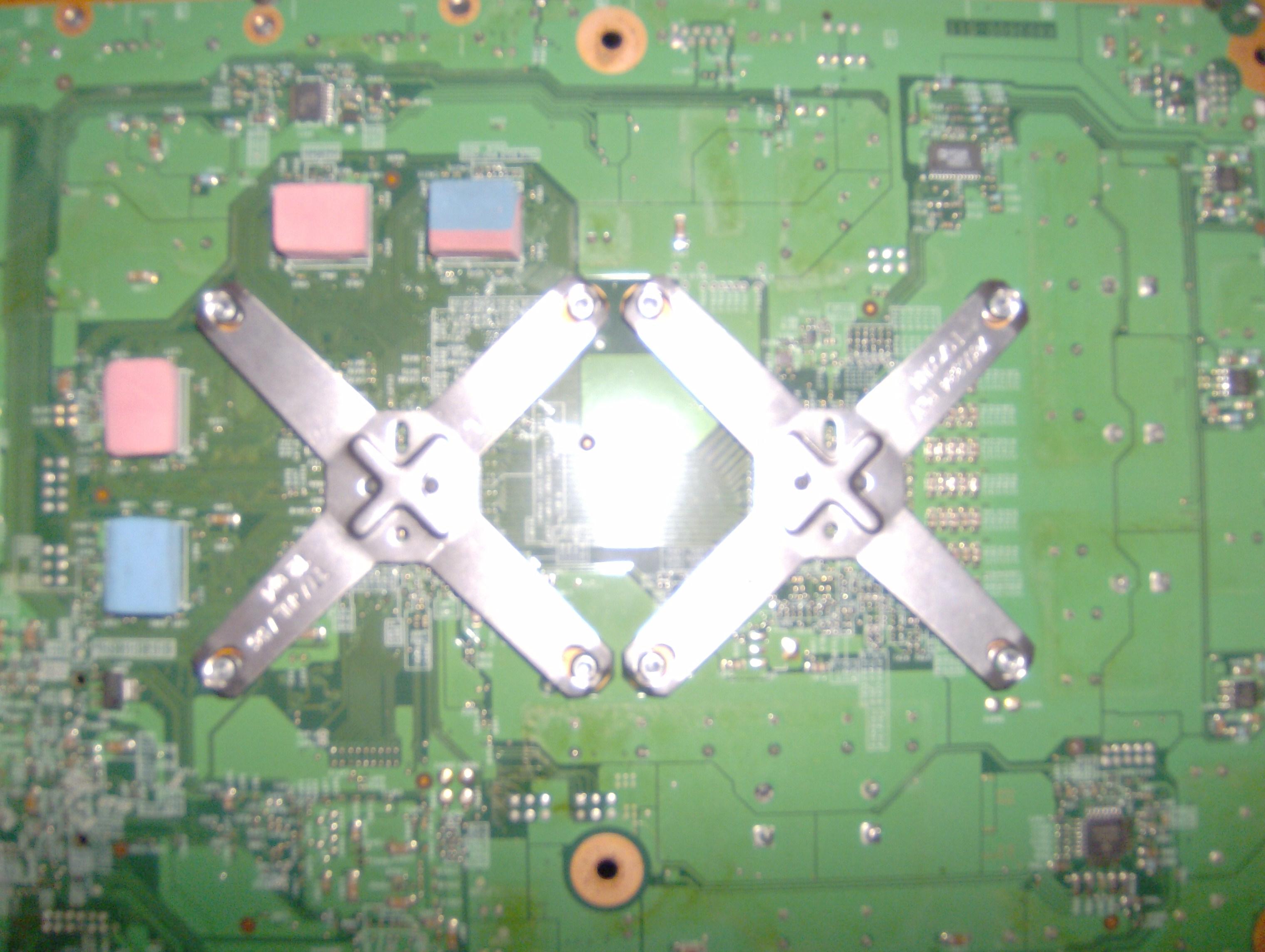 comment réparer xbox 360